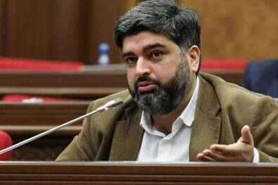 From Political Scientist to Politician: Entering the Armenian Parliament